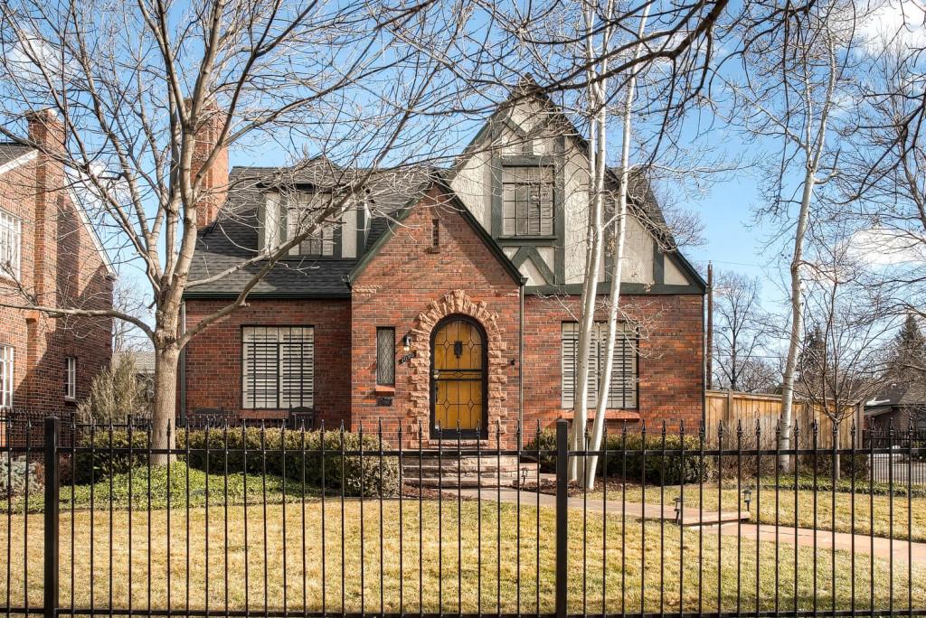 Sold! East Wash Park Tudor
