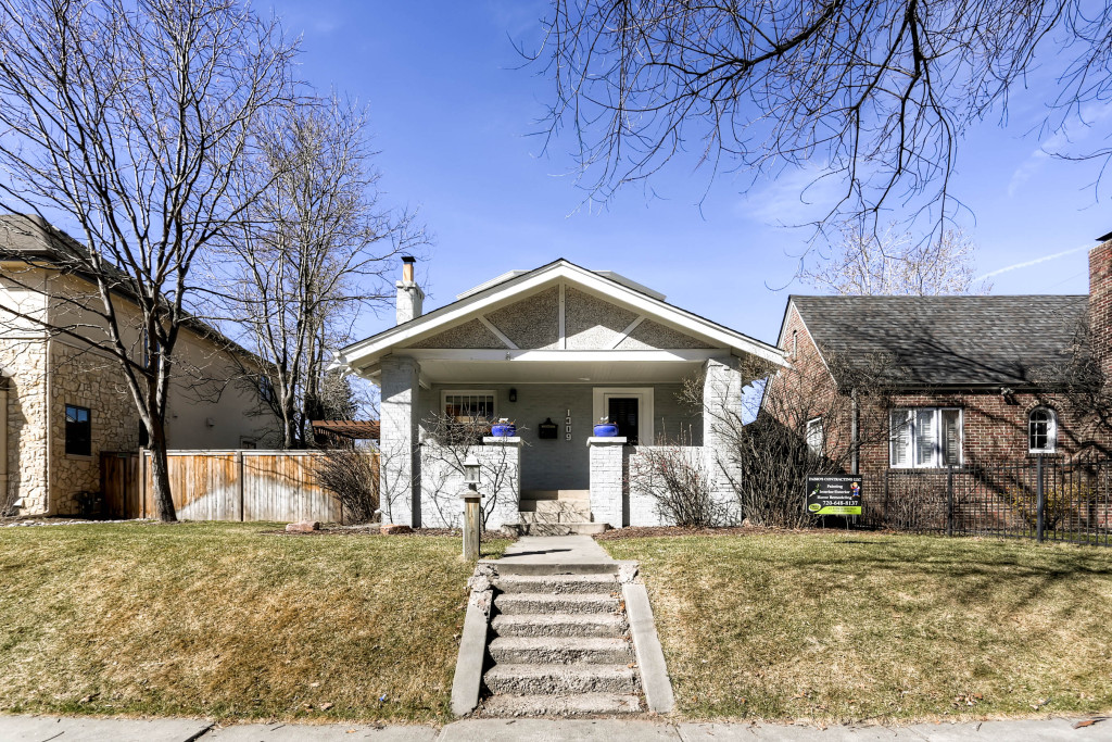 Sold! Great location in Wash Park!