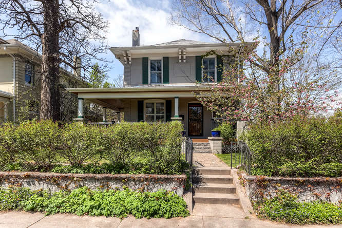 Sold! Beautiful Distinguished 2 Story Home in Wash Park