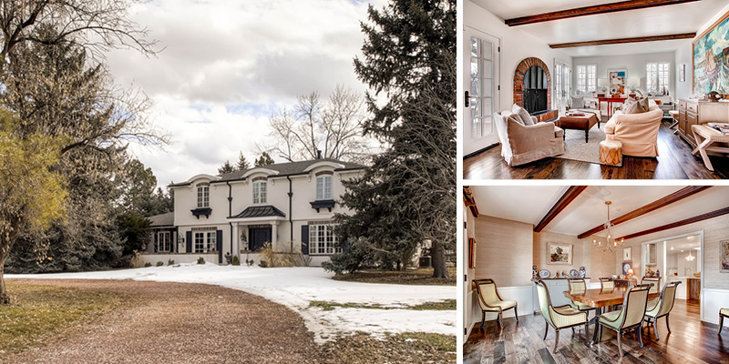 Sold! French Provincial Home!