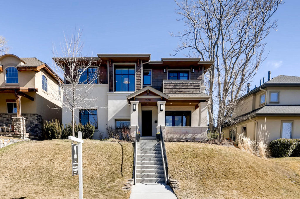 Sold! Two-story pop top in the desirable Cory Merrill neighborhood