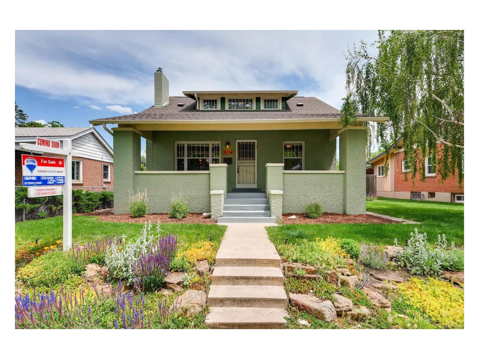Sold! Beautiful Bungalow in Harvard Gulch