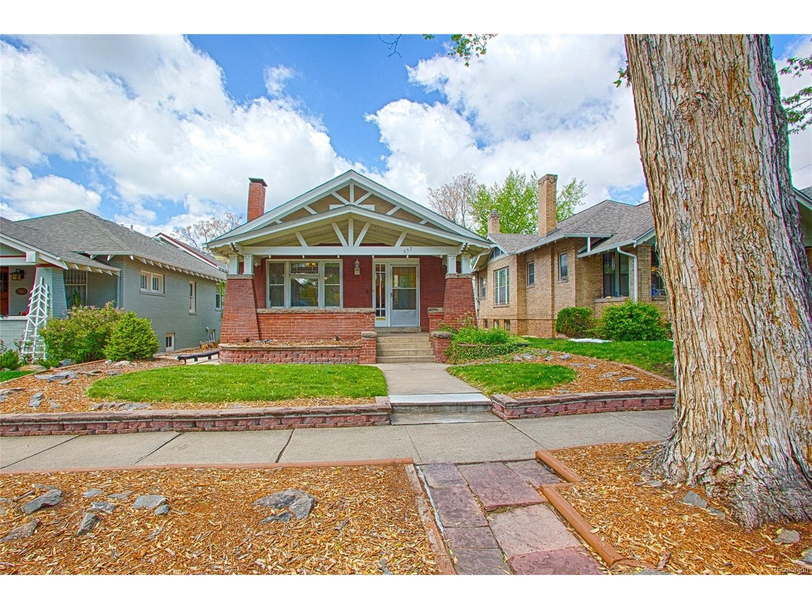 Sold! Beautiful Craftsman Style Bungalow in East Wash Park