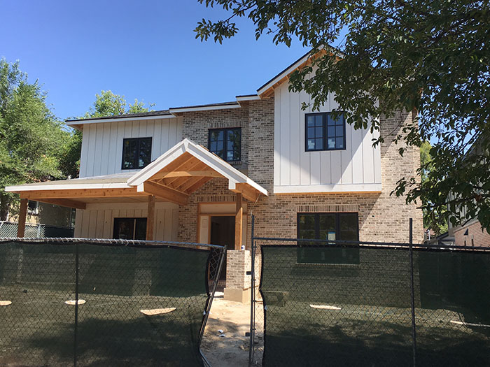 5,300 SF New Build in East Wash Park