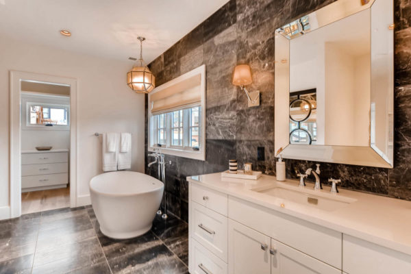 442 S Vine St Denver CO 80209-large-025-24-2nd Floor Master Bathroom-1500x997-72dpi