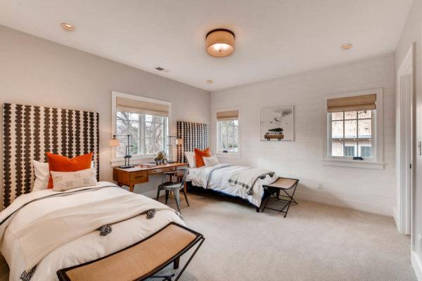 442 S Vine St Denver CO 80209-large-027-13-2nd Floor Bedroom-1500x1000-72dpi