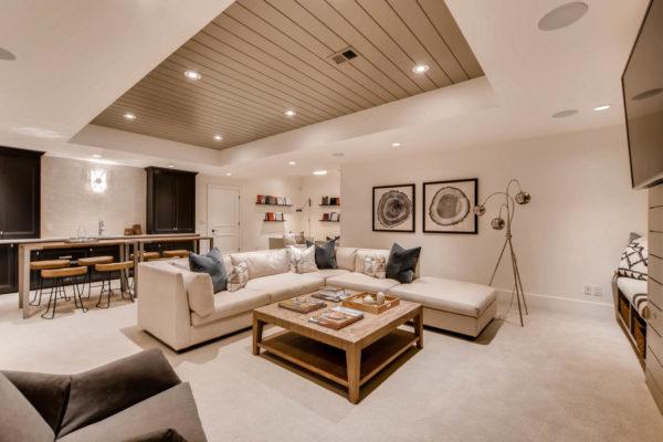 442 S Vine St Denver CO 80209-large-037-35-Lower Level Family Room-1500x998-72dpi