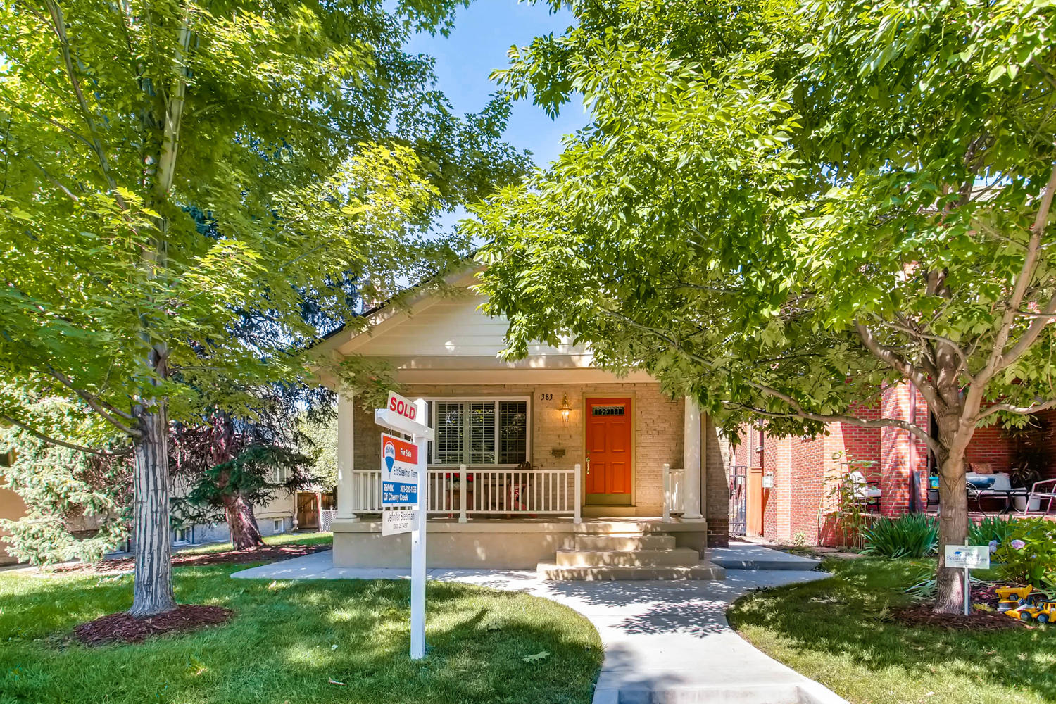 Available for Rent  – 383 S Vine St – East Wash Park