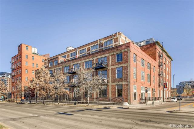Sold in LODO! 1301 Wazee St #3C