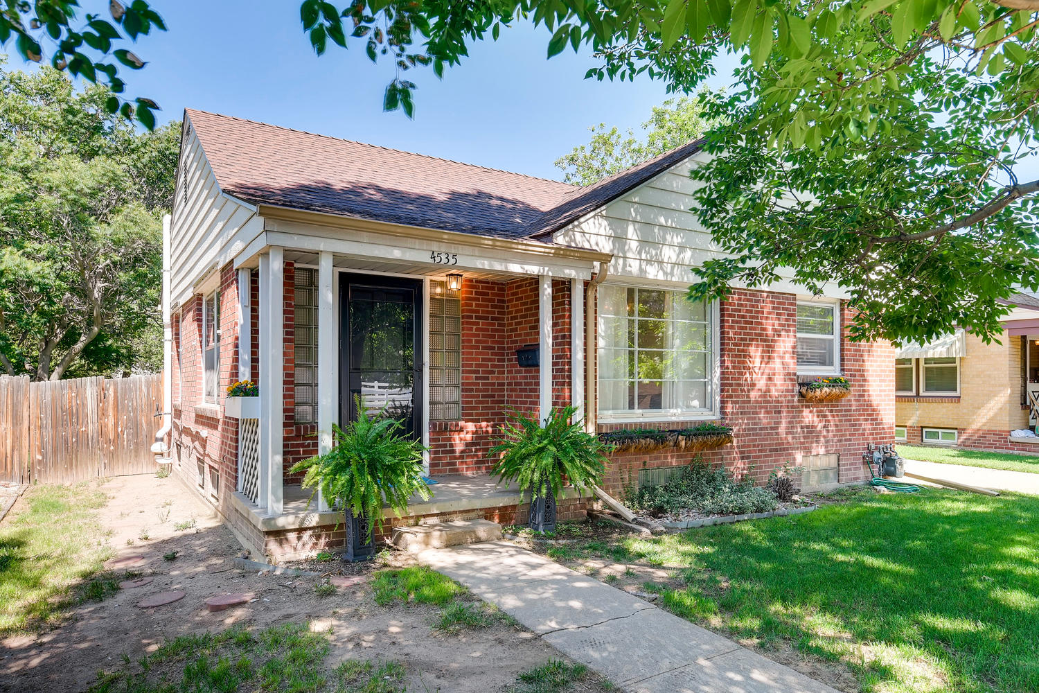 Sold in Englewood!  4535 S. Clarkson St