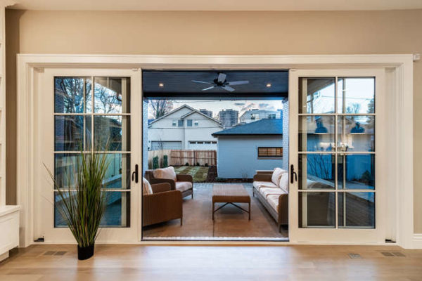 471 S Gilpin St - Open Patio Doors